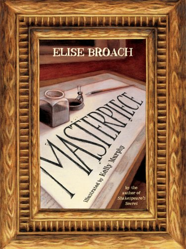 9781410412447: Masterpiece (Thorndike Press Large Print Literacy Bridge Series)