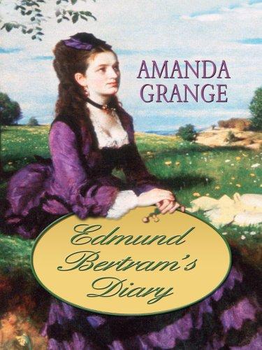 9781410413000: Edmund Bertram's Diary
