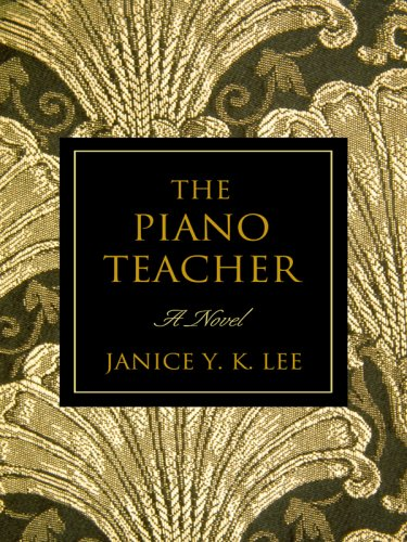 9781410413048: The Piano Teacher (Thorndike Reviewers' Choice)