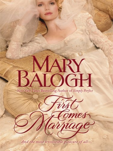 9781410413369: First Comes Marriage (Basic)