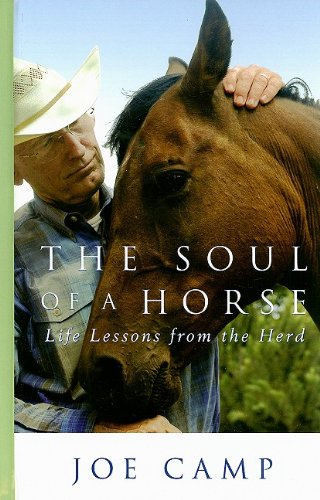 9781410413796: The Soul of a Horse: Life Lessons from the Herd (Thorndike Large Print Health, Home and Learning)