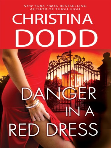 Danger in a Red Dress (Thorndike Core): Dodd, Christina