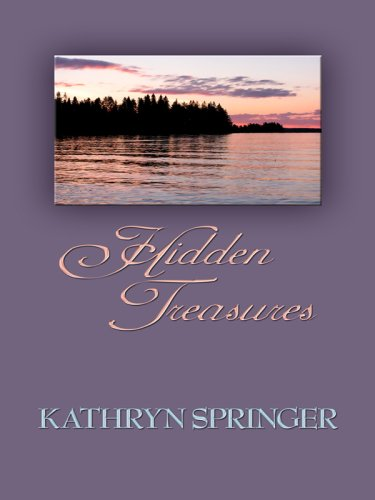 9781410414007: Hidden Treasures (Thorndike Press Large Print Christian Fiction)