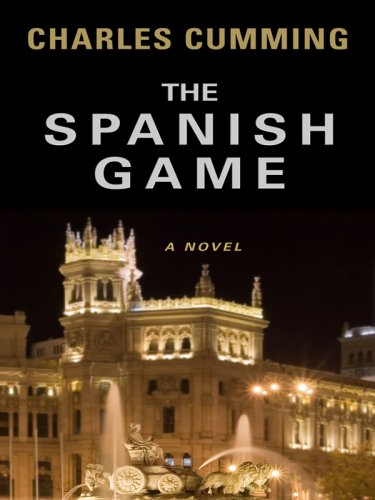 9781410414151: The Spanish Game (Thorndike Thrillers)