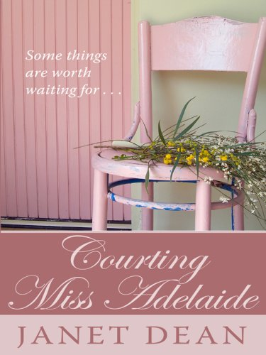 9781410414267: Courting Miss Adelaide (Thorndike Press Large Print Christian Historical Fiction)