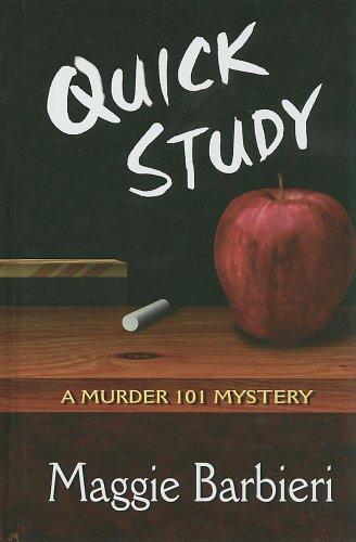 9781410414342: Quick Study (Thorndike Mystery)