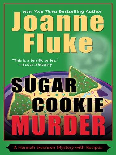 9781410414366: Sugar Cookie Murder (Wheeler Cozy Mystery)