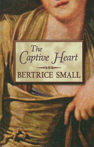 9781410414380: The Captive Heart (Thorndike Press Large Print Romance Series)