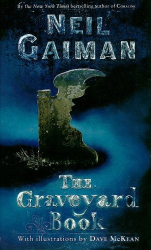 9781410414410: The Graveyard Book (Thorndike Press Large Print Literacy Bridge Series)