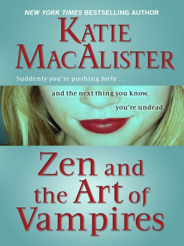 9781410414434: Zen and the Art of Vampires (Thorndike Press Large Print Romance Series)