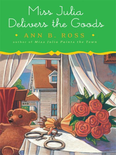 9781410414489: Miss Julia Delivers the Goods (Thorndike Press Large Print Core Series)