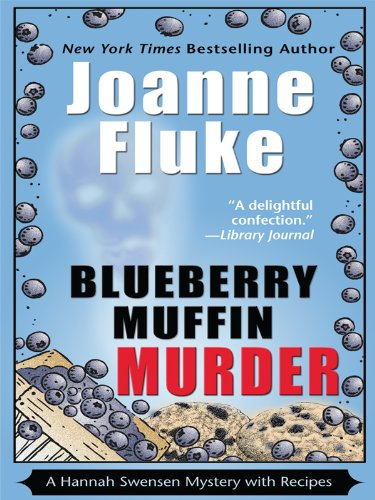 9781410414519: Blueberry Muffin Murder (Wheeler Large Print Cozy Mystery)