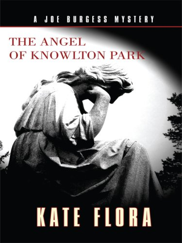 9781410414618: The Angel of Knowlton Park: A Joe Burgess Mystery (Thorndike Large Print Crime Scene)