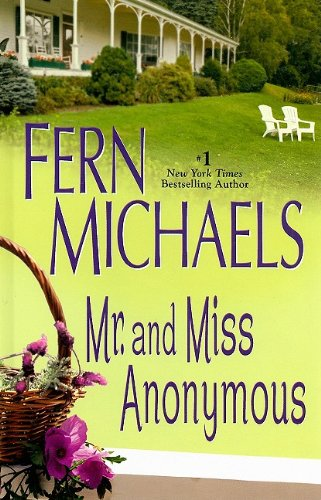9781410414663: Mr. and Miss Anonymous (Thorndike Core)