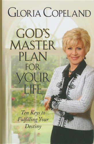 9781410414700: God's Master Plan for Your Life: Ten Keys to Fulfilling Your Destiny (Thorndike Press Large Print Inspirational Series)