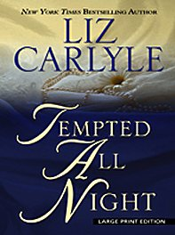 9781410414854: Tempted All Night (Thorndike Press Large Print Core Series)
