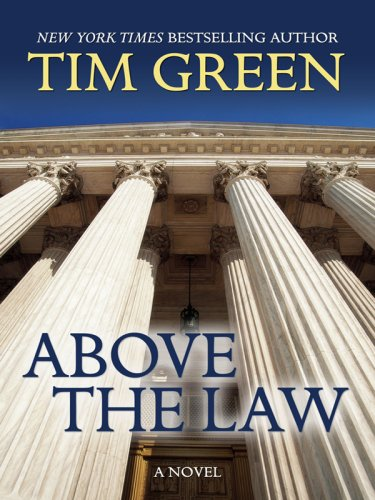 9781410414991: Above the Law (Basic)