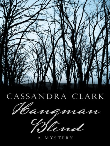 9781410415288: Hangman Blind: An Abbess of Meaux Mystery (Thorndike Press Large Print Core Series)