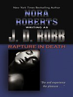 9781410415417: Rapture in Death (Thorndike Famous Authors)