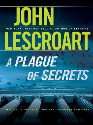 9781410415813: A Plague of Secrets (Thorndike Press Large Print Basic)