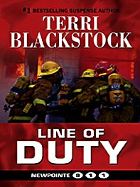 9781410416100: Newpointe 911: Line of Duty