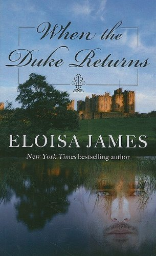 9781410416308: When the Duke Returns (Thorndike Press Large Print Romance)