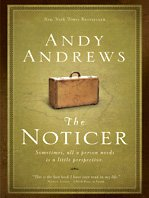 9781410416605: The Noticer: Sometimes All a Person Needs Is a Little Perspective (Thorndike Clean Reads)