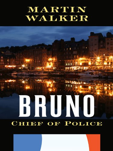 9781410416681: Bruno, Chief of Police (Thorndike Press Large Print Mystery Series)