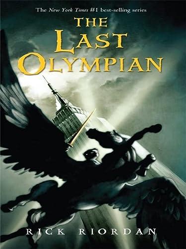 9781410416780: The Last Olympian