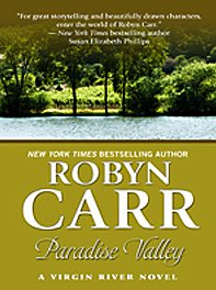 9781410417343: Paradise Valley (Wheeler Large Print Book Series)