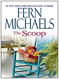 9781410417589: The Scoop (Wheeler Large Print Book Series)