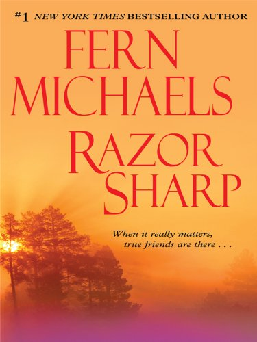 9781410417602: Razor Sharp (Wheeler Hardcover)