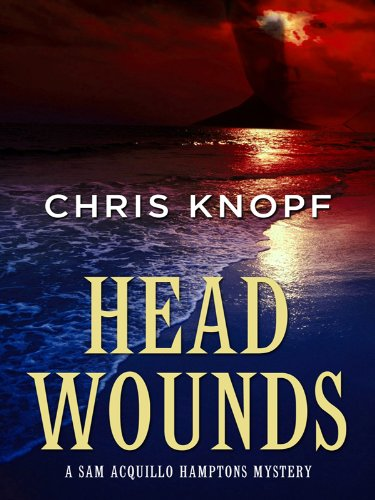 9781410417619: Head Wounds (Wheeler Publishing Large Print Hardcover)