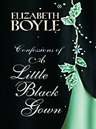 9781410417671: Confessions of a Little Black Gown (Thorndike Romance)