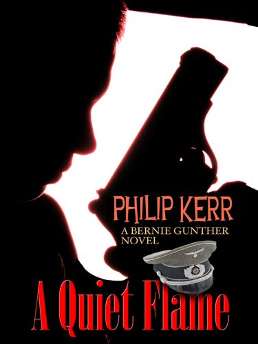 9781410417695: A Quiet Flame (Thorndike Reviewers' Choice)