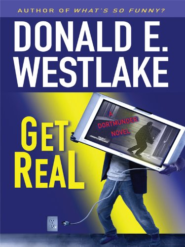 9781410417794: Get Real (Thorndike Press Large Print Mystery Series)