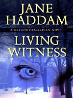 9781410417848: Living Witness (Thorndike Press Large Print Mystery Series)