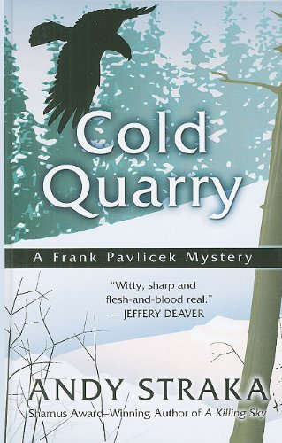 9781410417909: Cold Quarry (Thorndike Mystery)