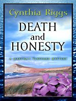 9781410418067: Death and Honesty (Wheeler Hardcover)