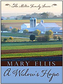 A Widows Hope by Mary Ellis 2009 Hardcover Large Type