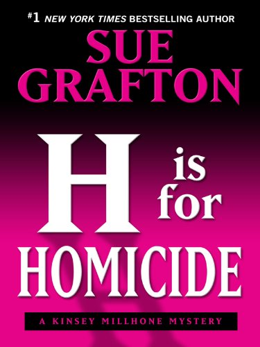 "9781410418241: ""H"" Is for Homicide: A Kinsey Millhone Mystery"