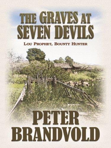 9781410418449: The Graves at Seven Devils (Wheeler Publishing Large Print Western)