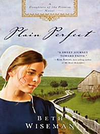 9781410418487: Plain Perfect (A Daughters of the Promise: Thorndike Press Large Print Christian Fiction)