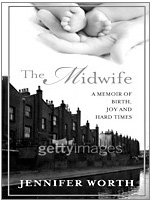 9781410418531: The Midwife: A Memoir of Birth, Joy, and Hard Times
