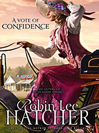 9781410418586: A Vote of Confidence (Thorndike Press Large Print Christian Fiction)