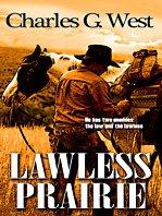 9781410418821: Lawless Prairie (Thorndike Large Print Western Series)