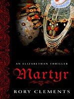 9781410419002: Martyr (Thorndike Reviewers' Choice)