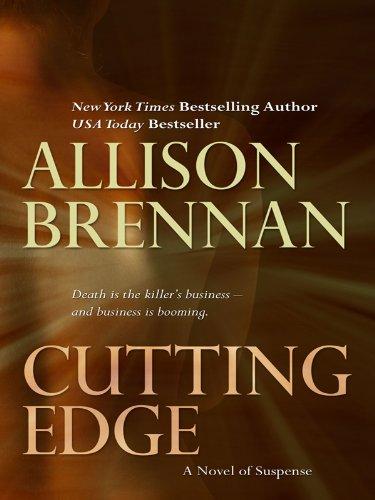 9781410419088: Cutting Edge: A Novel of Suspense (Basic)