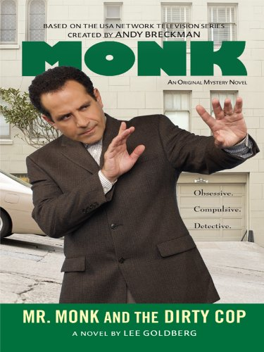 9781410419156: Mr. Monk and the Dirty Cop