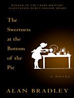 9781410419170: The Sweetness at the Bottom of the Pie (Thorndike Press Large Print Core Series)